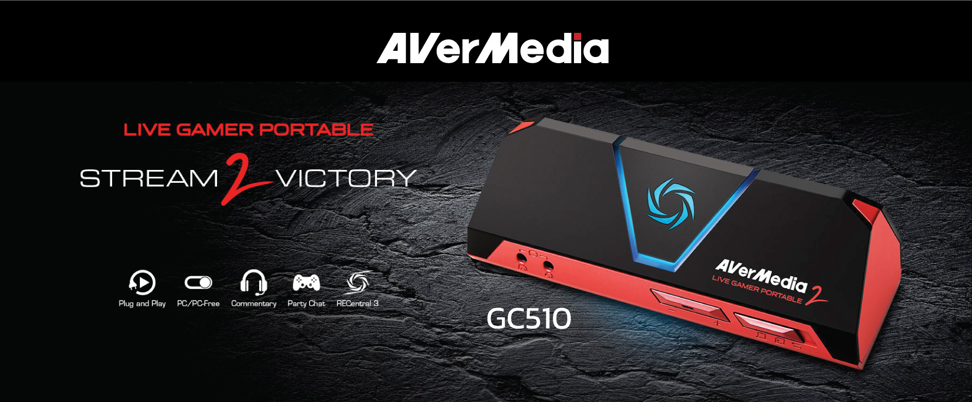 Live Gamer Portable II GC510