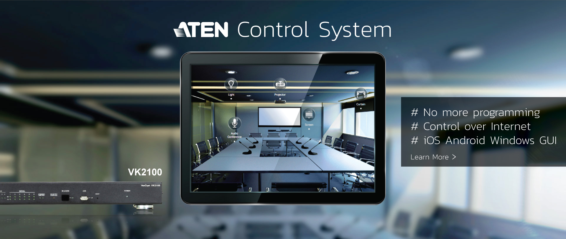 ATEN Control system controller