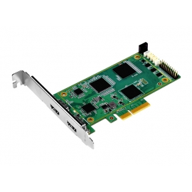 4K60p HDMI2.0 Capture & Streaming PCI Express x4 with Loop through