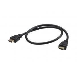 High Speed HDMI Cable with Ethernet (0.6 m)
