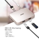 USB-C 4K Ultra Mini Dock with Power Pass-through