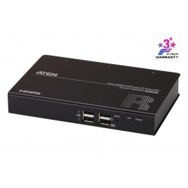 Slim HDMI Single Display KVM over IP Receiver
