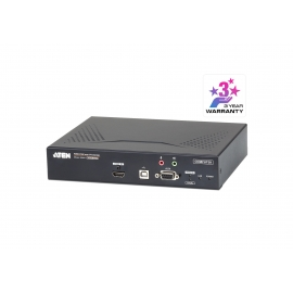 4K HDMI Single Display KVM over IP Transmitter