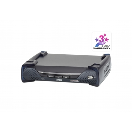 4K HDMI Single Display KVM over IP Receiver