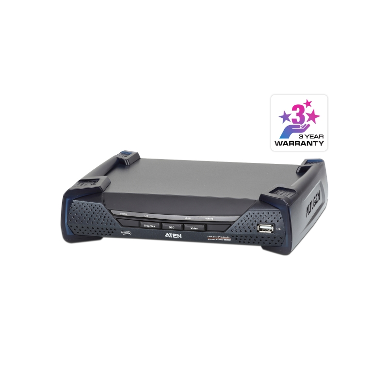 4K HDMI Single Display KVM over IP Receiver FeaturesDiagramSpecificationPackage ContentsSuccess Storyขอบพระคุณทุกความไว้วางใจ