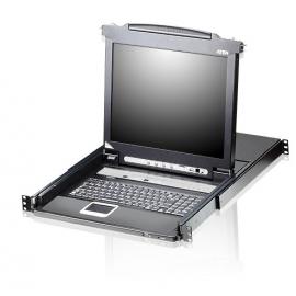 "ATEN Slideaway 19"" LCD Rack monitor"