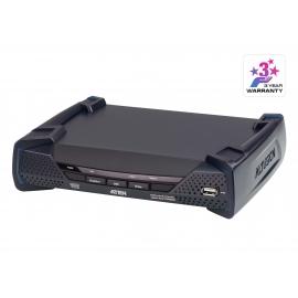 2K DVI-D Dual Link KVM over IP Receiver