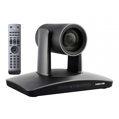 12X OPTICAL ZOOM FULL HD PTZ VIDEO CONFERENCE CAMERA (USB3.0/DVI)
