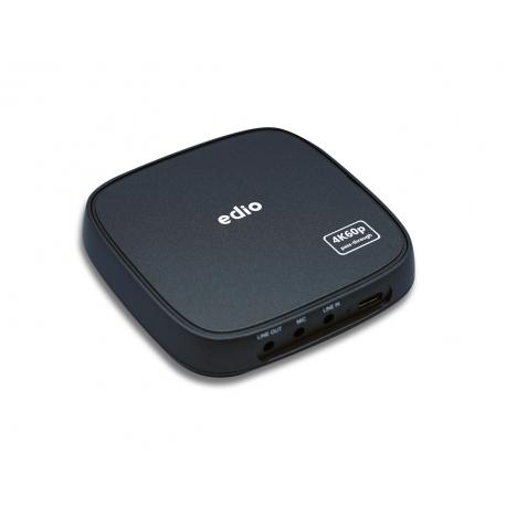 แคสเกม Live Streaming Video Capture box รองรับ 4Kp60 pass through