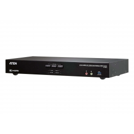 ATEN 2-Port USB 3.0 4K HDMI Dual Display KVMP™ Switch