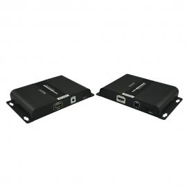 4KX2K HDbitT HDMI over IP Fiber Extender