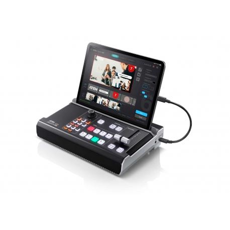 StreamLIVE™ PRO All-in-one Multi-channel AV Mixer