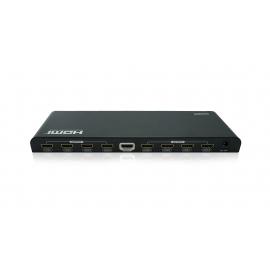 1×8 HDMI2.0 HDR Splitter 4Kx2K@60Hz