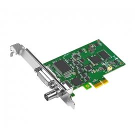 1CH DVI-I/SDI Video Capture & Streaming PCIe x1 card