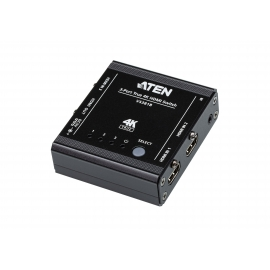 3-Port True 4K HDMI Switch