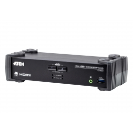 2-Port USB3.0 4K HDMI KVMP™ Switch