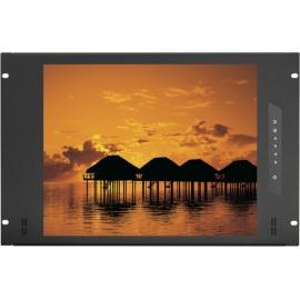 8U 19″ Sunlight Readable Display Panel