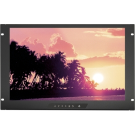 7U 19″ widescreen Sunlight Readable Display Panel