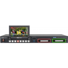 ProRes 4K Video Recorder-1U Rackmountable