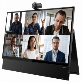 "Newline Flex 27"" Touch Screen monitor with 4K Camera"