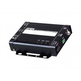 2-Port 4K HDMI/VGA to HDMI Converter Switch