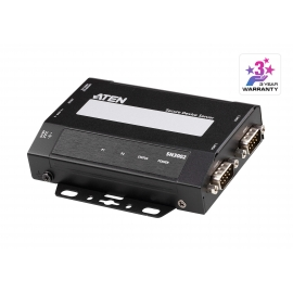 2-Port RS-232 Secure Device Server