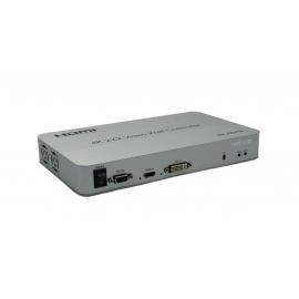 4K 2X2 Video Wall Controller (4K@60Hz)