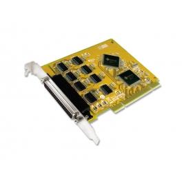 8-port Universal PCI Serial Board