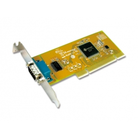 1 port RS232 Universal PCI Low Profile Serial Card