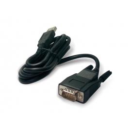 1 port USB to RS-232 Serial Hub