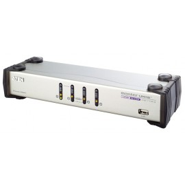 ATEN 4-port USB KVMP Dual-View