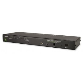 8-port USB PS/2 KVM Switch
