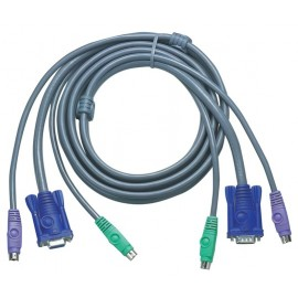 ATEN-KVM PS/2 KVM Cable