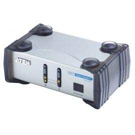 Aten DVI switcher/selector 2 port