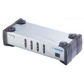 ATEN DVI switcher/selector 4 port