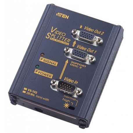 ATEN VS102 VGA splitter 2-port