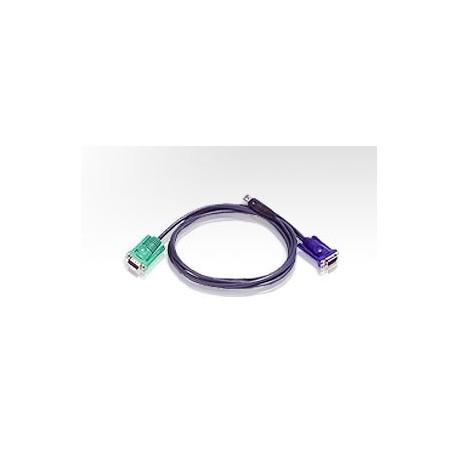 ATEN 2L-5202U USB KVM Cable 1.8 m