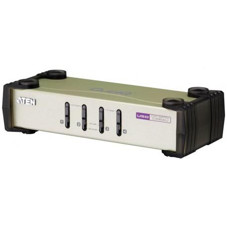 Aten 4-Port PS/2-USB KVM Switch