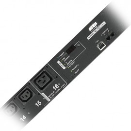 Eco PDU 24 Outlet with Proactive Overload 0U Rack [Bank Level monitoring] (C13x21, C19x3) | ATEN