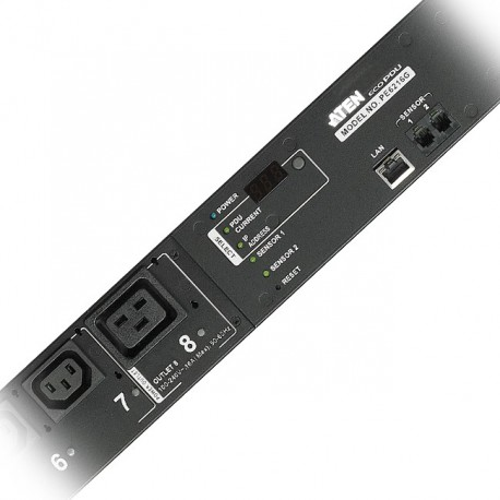 Eco PDU 16 AC Outlet Control [Bank level Power Monitoring]