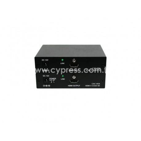 HDMI over Coaxial Receiver