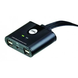 4-Port USB Peripheral Sharing Device