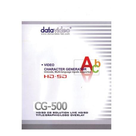 HD/SD Graphics & Character Generator