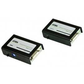 DVI Dual Link Extender with Audio