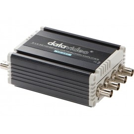 2x6 3G HD/SD-SDI Distribution Amplifier