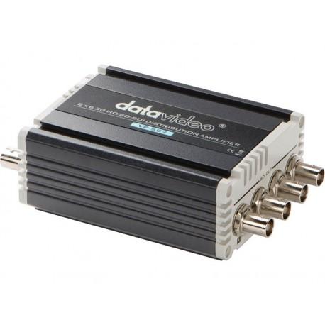 2x6 3G HD/SD-SDI Distribution Amplifier