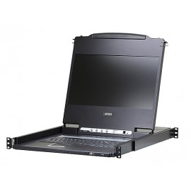 DVI Full HD LCD Console