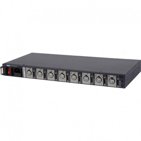 Universal AC to DC Power Distribution Center