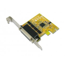 4-port RS-232 PCI Express Card
