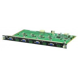 4 Port VGA Input Board for VM1600